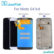 [5b697] Original For Motorola moto <b>G4</b> lcd display screen touch ...