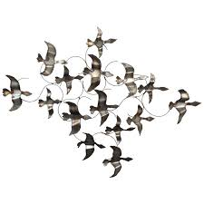 birds in flight wall art for sale
