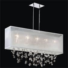creative home design fabulous ideas crystal linear chandelier from the bedazzlellection diy modern throughout comely