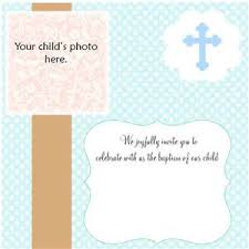 baptism card template boy christening invitations template invitation template