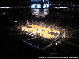 Barclays Center Seat Views Section By Section