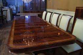 ... Mahogany Dining Table With Leaves Seats To People Tables For High End  Extra Large Long Home ...