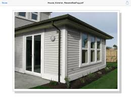 Resene Half Tapa on exterior weatherboards   Colour palettes ...