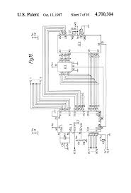 patent us electronic control unit for an anti skid patent drawing