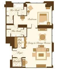 Bellagio 2 Bedroom Penthouse Suite Property Impressive Decorating Design