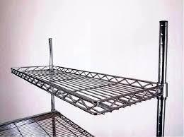closetmaid wire shelving wire shelving closetmaid wire shelf end caps