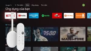 Xem truyền hình trực tuyến trên Chromecast with Google TV - Gu Công Nghệ