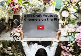 Top 100 Craft Youtube Channels For Easy Diy Crafts Tutorial Videos