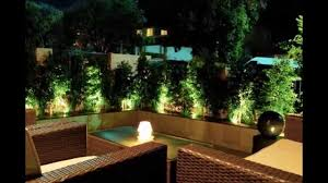 Garden Led Lights Youtube Garden Lights Led
