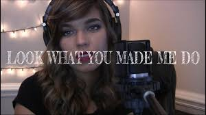 Look What You Made Me Do - Taylor Swift - cover by Noelle Smith - YouTube
