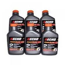 echo 2 stroke power blend oil 6 pack 2
