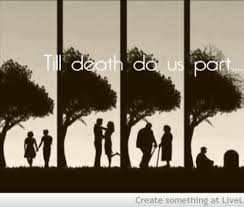 Death And Love Quotes Delectable Quotes On Love Till Death IYUme Love Is Mater
