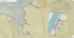 Geogarage Blog How Accurate Are Nautical Charts