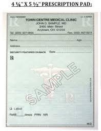 doctor prescription pad guam rx prescription pads gerard aflague collection