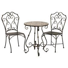 white metal furniture. White Metal Furniture. Full Size Of Patio Table And Chairs Mosaic Cast Iron Furniture