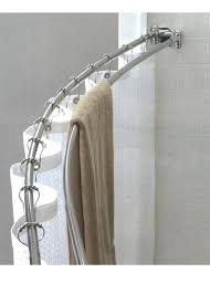 double rod shower rod best value double curved shower rod double straight shower curtain rod chrome