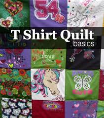 How to Make a TShirt Quilt: Finishing - The Sewing Loft & Learn how to make a tshirt quilt on The Sewing Loft Adamdwight.com