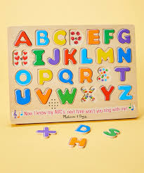 love this product alphabet sound wood puzzle