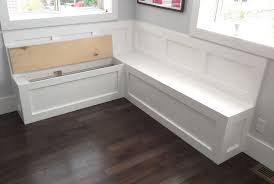 Banquette Bench Kitchen Innovative Banquette Seating With Storage 7 Kitchen Banquette