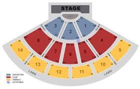 San Manuel Amphitheater Seating Chart Glen Helen