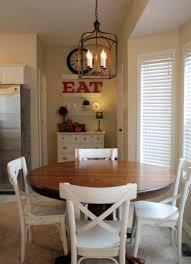 Over Table Lighting Lighting Over Round Kitchen Table Kitchen Design