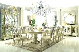 Glass Dining Room Furniture Best Decorating