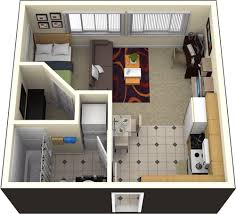400 Square Foot Studio Apartment Floor Plans Slyfelinos Com