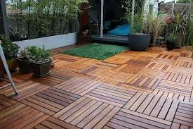 deck tiles decking squares bare decor solid teak wood interlocking flooring tiles deck tiles over uneven deck tiles