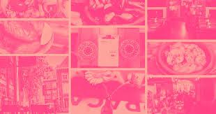 Pink Website Design 21 Restaurant Website Design Examples Webflow Blog