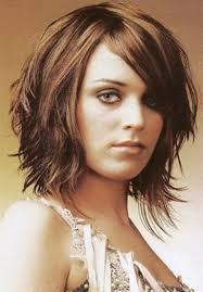 Mid Hairstyle mid short haircuts hair style and color for woman 5063 by stevesalt.us