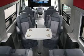 beautiful inspiration van captains chairs day trip sprinter tailgater