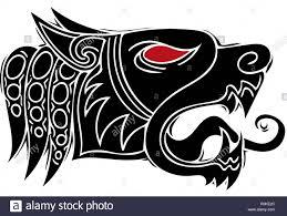 Tribal Tattoo Immagini Tribal Tattoo Fotos Stock Alamy