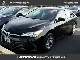 2017 Used Toyota Camry LE Automatic at Kearny Mesa Toyota Serving ...
