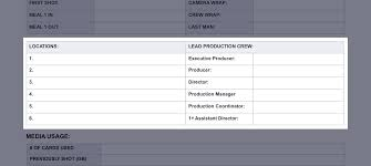 Production Reporting Templates The Daily Production Report Explained With Free Template