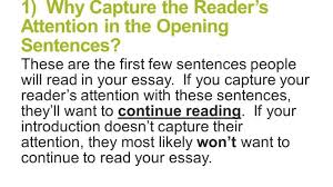examples of strong opening sentences for essays argumentative  5 paragraph essay structure brought to you by powerpointpros com opening sentences for conclusions sl opening