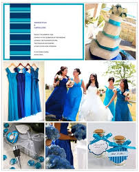 Coral, Teal and Royal Blue