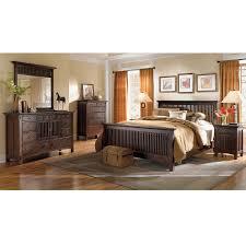 Arts & Crafts Dark Chest American Signature Furniture