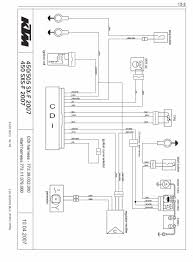 ktm atv wiring diagram ktm wiring diagrams 505sx atv no spark please help
