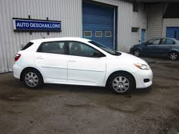 Used Toyota Matrix for sale - Deschaillons Autos in Central Quebec