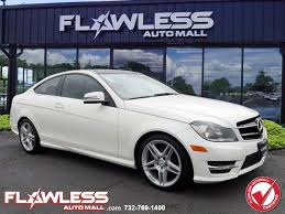 To get all four wheels spinning on the 4matic trim, you'll have to fork out $49,200. 2014 Mercedes Benz C Class C 350 4matic Coupe For Sale In New York Ny Cargurus