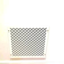 Filter Grill Sizing Chart Air Filter Grille 101buy Info