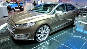 Ford Mondeo Vignale Ford Fusion Exterior Walkaround - Ford fusion exterior colors