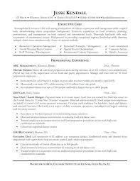 Head Cook Job Description Executive Chef Template Resume Hellotojoy Co