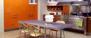 Orange Kitchens German Luxury Kitchens In Lincoln Grimsby Red Kitchens