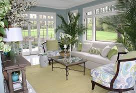 sunrooms colors. Colors+for+sunrooms   Soft Blue Sunroom S Wall Paint Colors With White Sofa  And Plants Sunrooms C