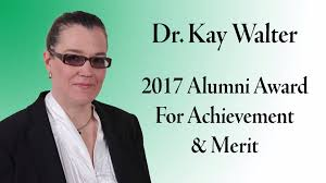 Dr. Kay Walter, a 2017 recipient of the... - UAM - University of Arkansas  at Monticello