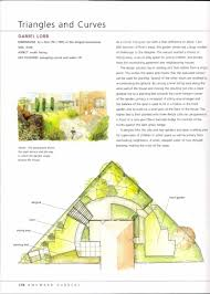 Small Picture Simple Garden Design Triangular Plot Backyards Cool Ideas