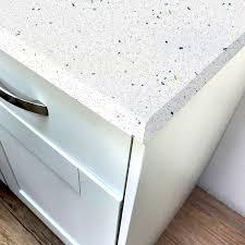 pro top white quartz gloss laminate kitchen worktops