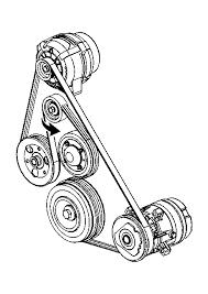 belt diagram i need a grand prix serpentine belt diagram attached image
