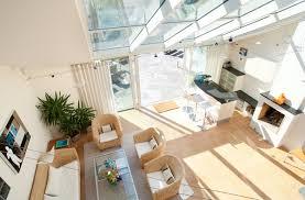 modern home in gothenburg featuring impressive interior